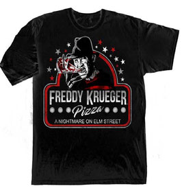 FREDDY KREUGER PIZZA MENS Tシャツ