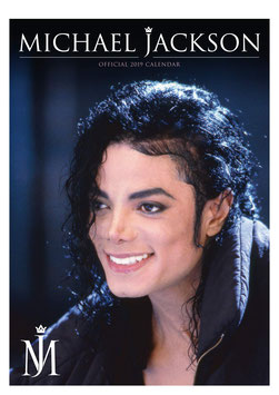 Michael Jackson Official 2019 Calendar -(A3)