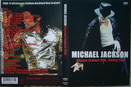 DVD:MJ History Tour in New Zealand 1996
