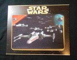 Star Wars 初期3部作 3D CARD 3枚セット(台紙付き)