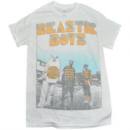BEASTIE BOYS  COSTUME HALFTONE Tシャツ