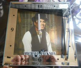 Michael Jackson クリスタル時計(真四角)