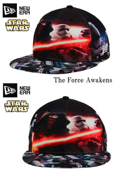 "STARWARS x NEWERA ""The Force Awakens"" AllOverBattle"