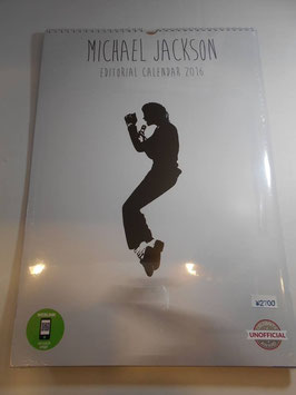 MJ 2016年 CALENDAR(ITALY)
