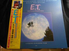 ETストーリーブック 日本版 LPレコード(オビ付き)
