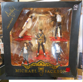 Michael Jackson 5 FIGURE SET