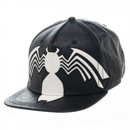 MarvelVenom PU Snapback Cap