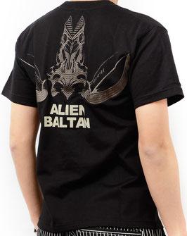 ウルトラマン バルタン星人 シルエット Tシャツ(ULST-004)