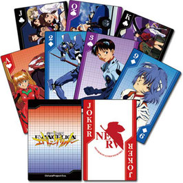 『新世紀エヴァンゲリオン』PLAYING CARD
