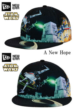 "STARWARS x NEWERA ""A New Hope"" All Over Battle"