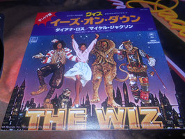 THE WIZ サントラ盤 7インチ レコード