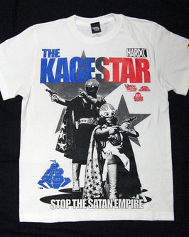 ザ・カゲスター(STOP THE SATAN EMPIRE)  Tシャツ