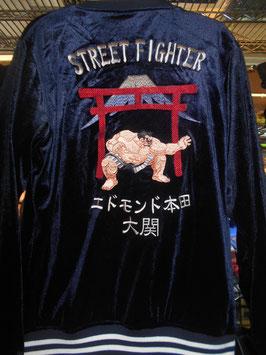 ストリートファイター2 エドモンド本田 ベロアジャージ