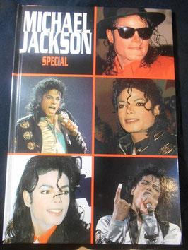 1993年 GRANDREAMS社 写真集「Michael Jackson SPECIAL」②