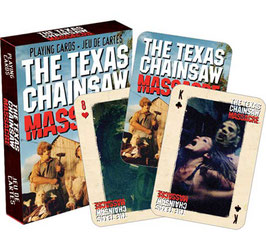 『悪魔のいけにえ』(The Texas Chain Saw Massacre) Playing Cards