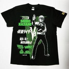 仮面ライダーV3 風見志郎 Tシャツ