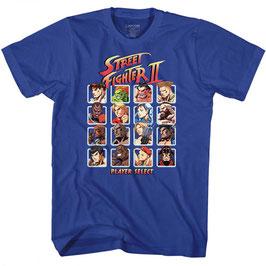 ストリートファイターⅡ  Tシャツ
