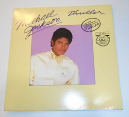"Michael Jackson Thriller  12"" vinyl single (12 inch record / Maxi-single)"