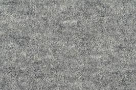 Walkloden 100% Schurwolle -Grau-
