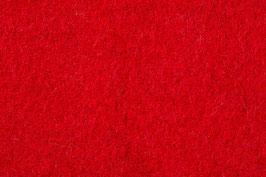 Walkloden 100% Schurwolle -Rot-