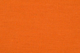 Leinenstoff -Orange-
