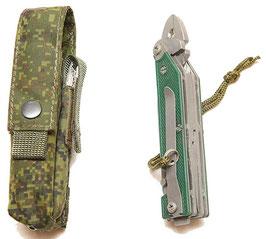 RATNIK Multitool 6E6 Militärmesser der Russischen Armee zur Ausrüstung 6B52