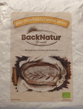 BackNatur Trockenferment kbA, 400 g