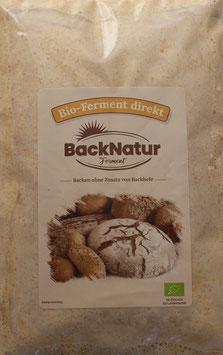 BackNatur Ferment kbA, 400 g