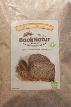 BackNatur Roggenferment vegan kbA, 400 g