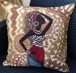 Coussin Africaine