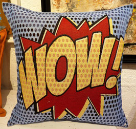 Coussin Pop'art Wow