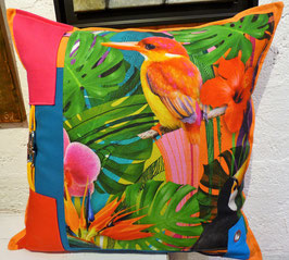 Coussin Tropical 1