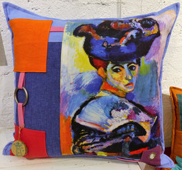 Coussin Matisse 1