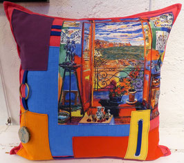 Coussin Matisse 2
