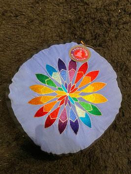 Meditatiekussen Rainbowcolor