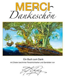 KUNSTBAND - MERCI - DANKESCHÖN