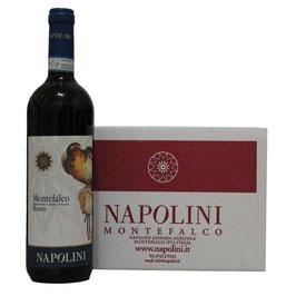 Rosso di Montefalco DOC 2018 Napolini (Cartone da 6)