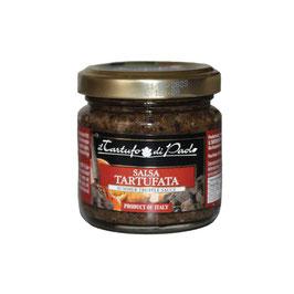 Salsa tartufata in vasetto di vetro al nero estivo (80gr)