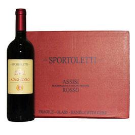 Assisi DOC 2018 Sportoletti (Cartone da 6)