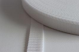 PP Gurtband Weiß