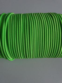 Gummi Kordel Grün