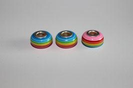 Großloch Beads Regenbogen