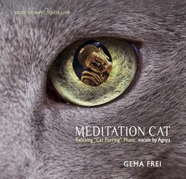 CD MEDITATION CAT · Von Schnurr®Musik