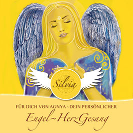ENGEL~HERZGESANG mit DEINEM NAMEN   Audio-CD   Spezielle Studio-Aufnahme mit Deinem Namen