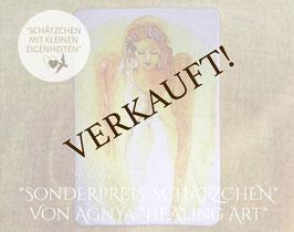 AGNYA ENGEL~DECKE - SONDERPREIS | EINZELSTÜCK | © By AGNYA | 100 x 150cm | Samtweich & kuschelig