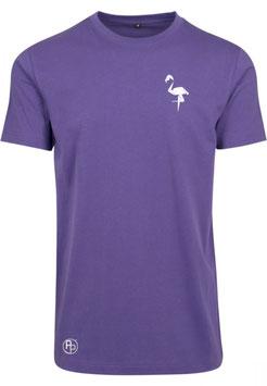 AP ultraviolet Shirt Flamingo