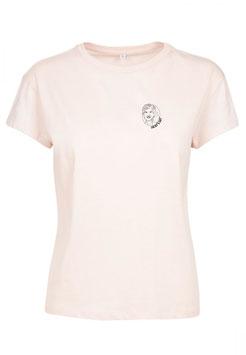 Lacht´s gut (klein) Shirt rosa - Damen