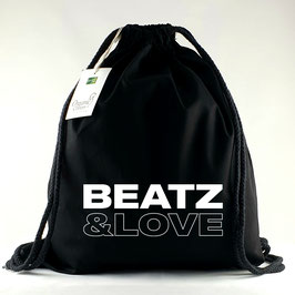 BEATZ & LOVE  Turnbeutel/Gymbag