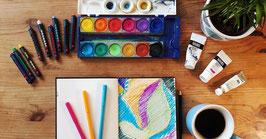 Spielerisch Kreativ Sein / Being Playfully Creative