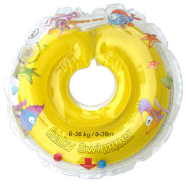 Babyswimmer Gelb 6-36 kg TÜV GS